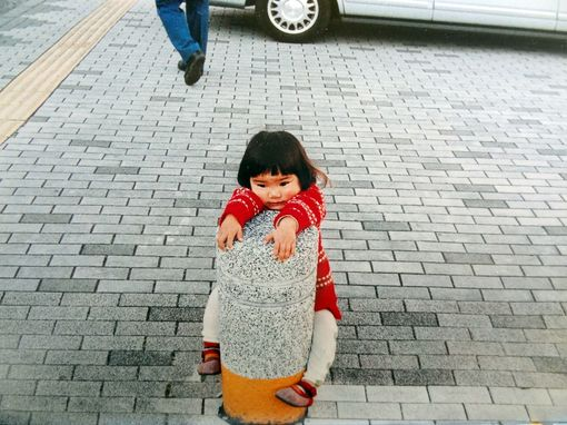 This kid looks like she's in adorable Struggle Town  Mirai-chan by kotori kawashima 「未来ちゃん」