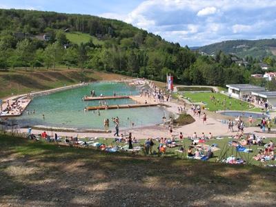 Bingen Naturschwimmbad