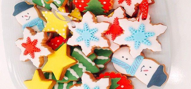 Χριστουγεννιάτικα μπισκότα στην εκπομπή της Μαρίας Μπεκατώρου – Video