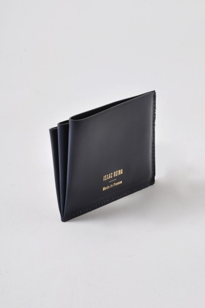 "Isaac Reina ""One Leaf"" 3 Cards Wallet"