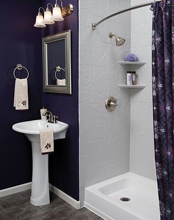 95 Best Bathroom Remodeling Images On Pinterest  Bath Remodel Beauteous Great Bathroom Ideas Design Inspiration
