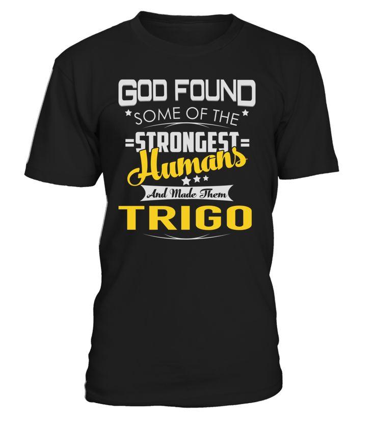 God Found Some of the Strongest Humans And Made Them TRIGO #Trigo