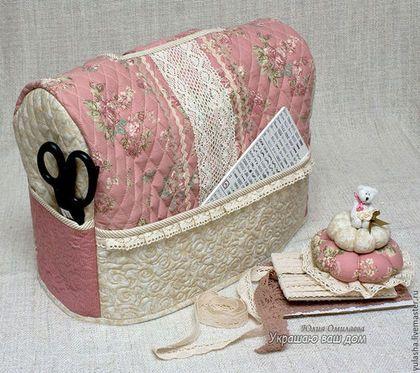 Чехол для швейной машинки. 3800 руб