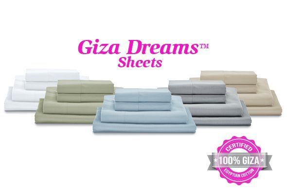 mypillow giza dreams sheets 100