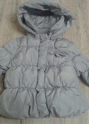 Kaufe meinen Artikel bei #Mamikreisel http://www.mamikreisel.de/kleidung-fur-madchen/outdoorbekleidung-jacken/33129475-susse-madchen-winterjacke-von-zara-gr-7480