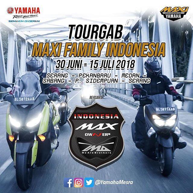 Tourgab Tour Gabungan Maxi Family Indonesia Tour Ini Merupakan