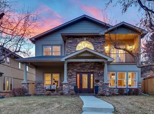 View 30 photos of this $1,095,000, 4 bed, 5.0 bath, 3785 sqft single family home located at 1575 S Milwaukee St, Denver, CO 80210 built in 2005. MLS # 1958480.