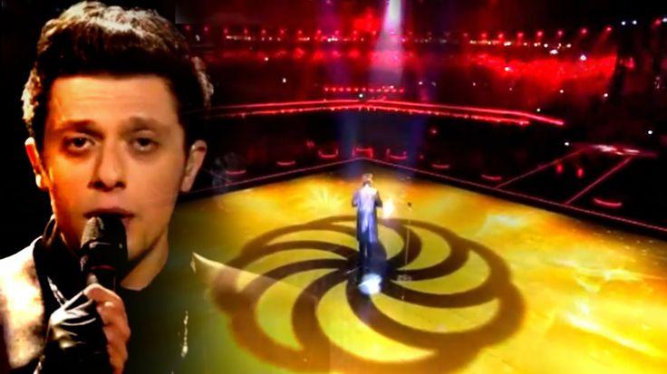 Aram MP3 -  Semi Final 2014 Eurovision Armenia - in Denmark