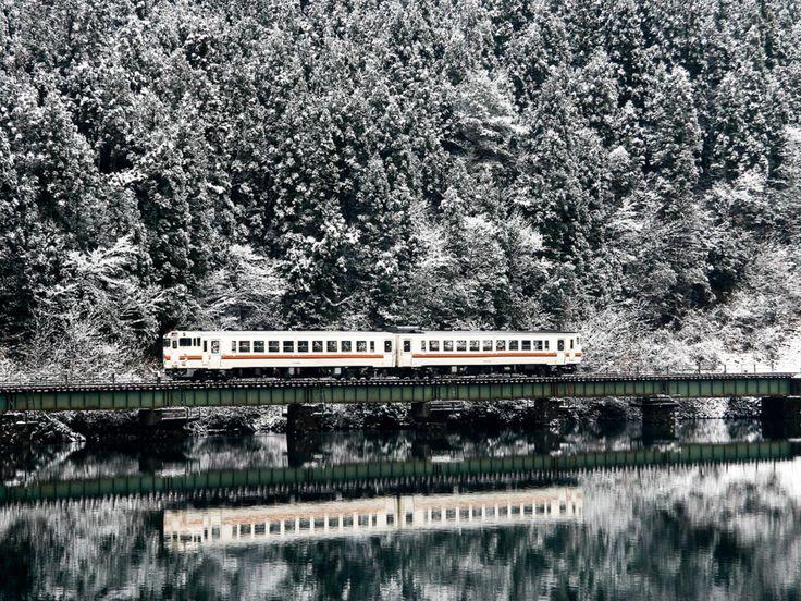 Japan 日本下呂溫泉 JR高山本線
