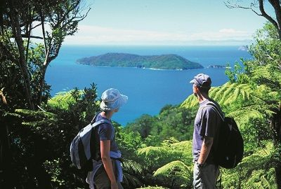 Take a walk on the wild side. Marlborough has many great walks, including the renown Queen Charlotte Track.