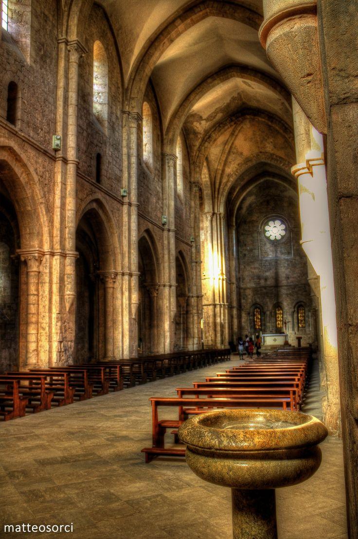 Fossanova Abbey  Priverno Latina, Italy