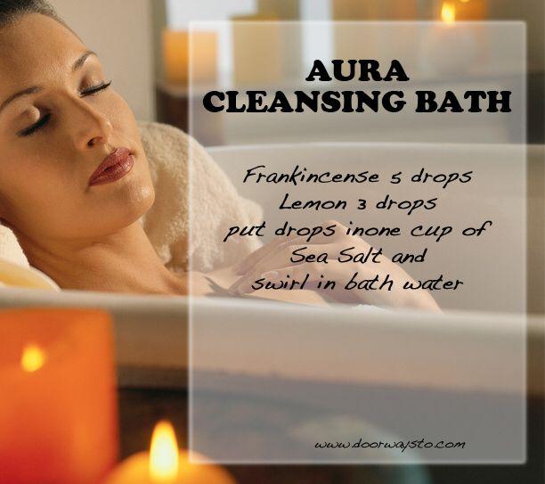 Aura cleansing bath                                                                                                                                                                                 More