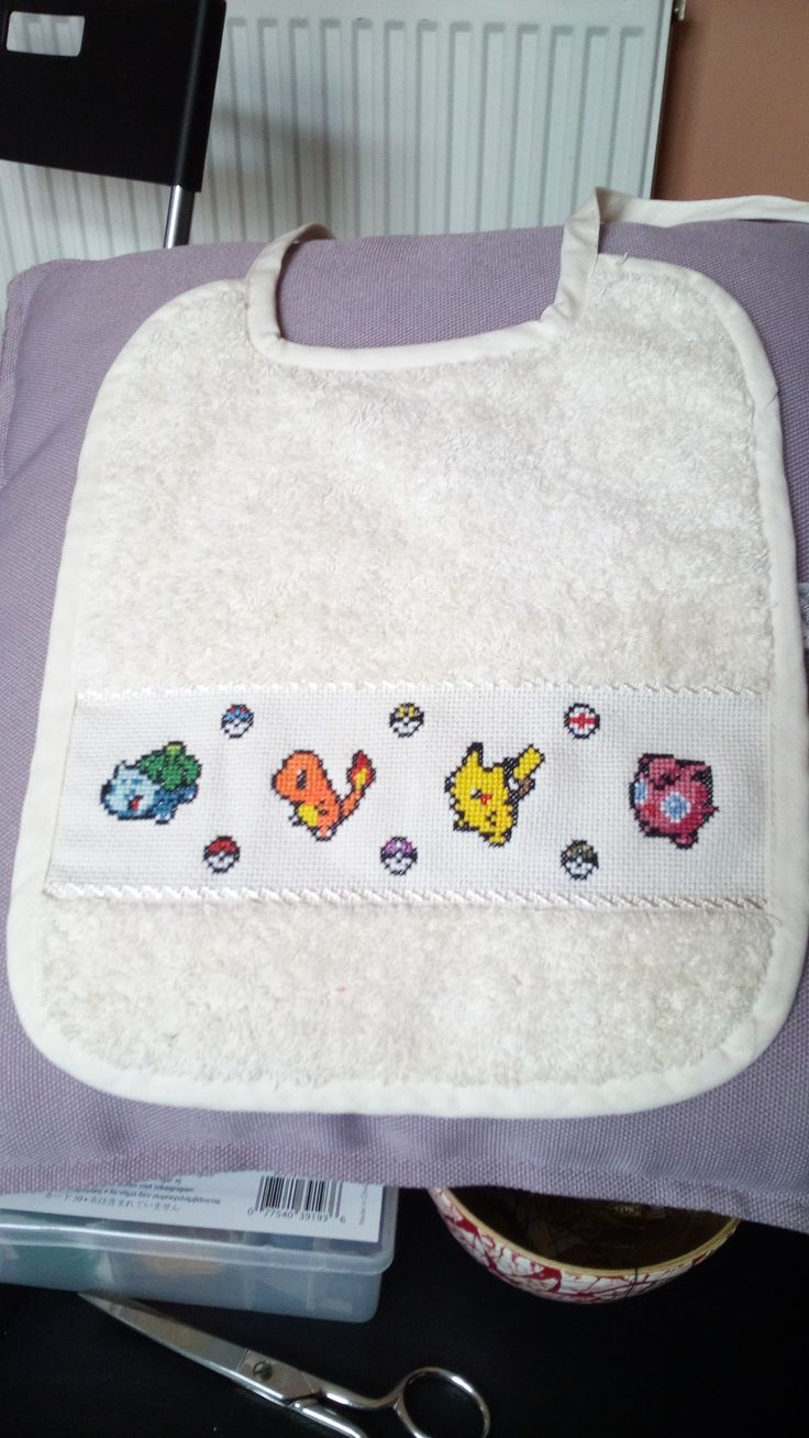 I'm gonna catch them all!  #Pokemon #Crossstitch #PuntodeCruz