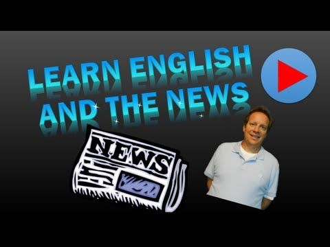 Learn English and the News: The Civil War in Syria