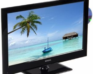 60.1cm (24in) Regal Full HD LED LCD TV with DVD - Refurbished -