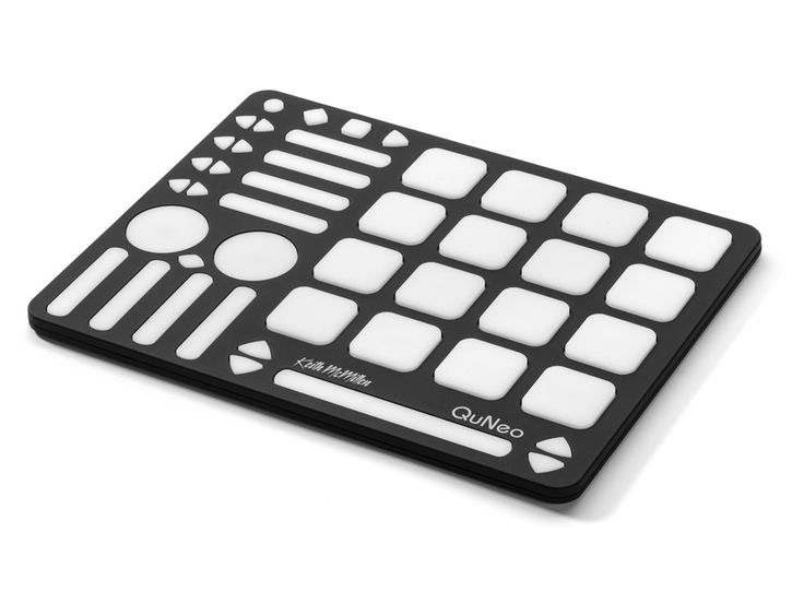 Keith McMillen Instruments QuNeo USB MIDI Drum Pad Controller