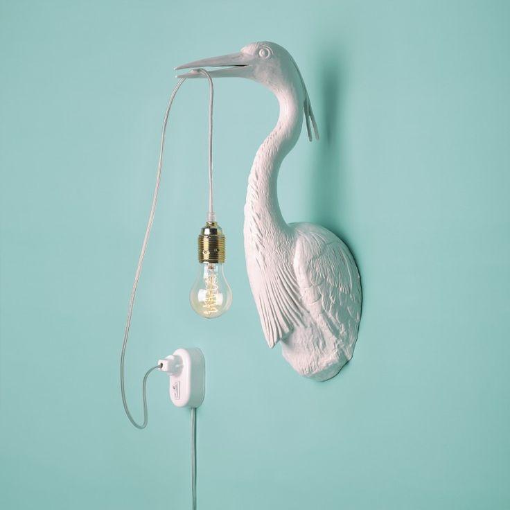Wonderful wall lamp by Jasmin Djerzic on www.otoko.fr #JasminDjerzic #design…