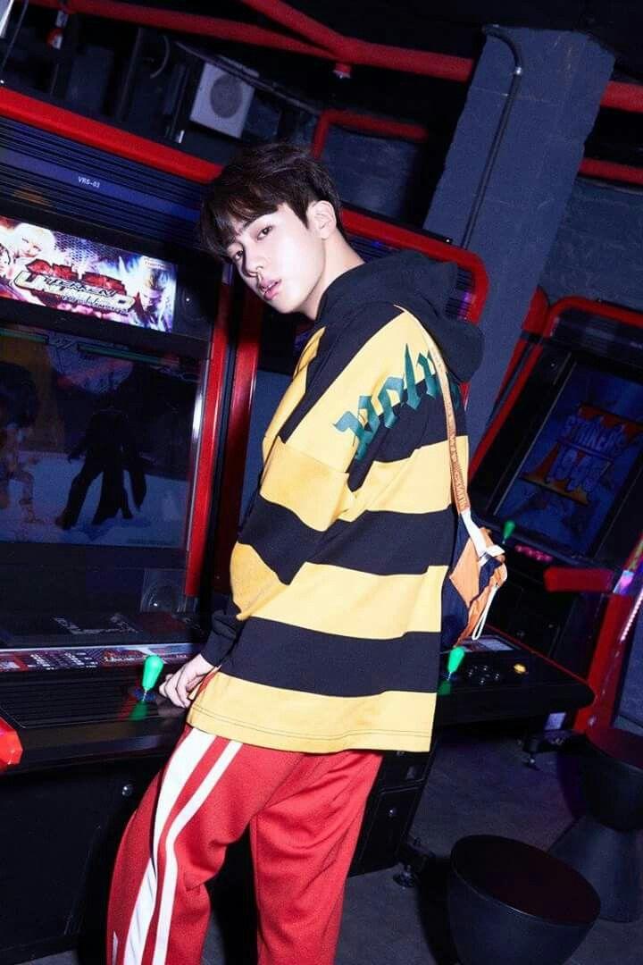 Photos 2017 alabum bts -DNA Jin