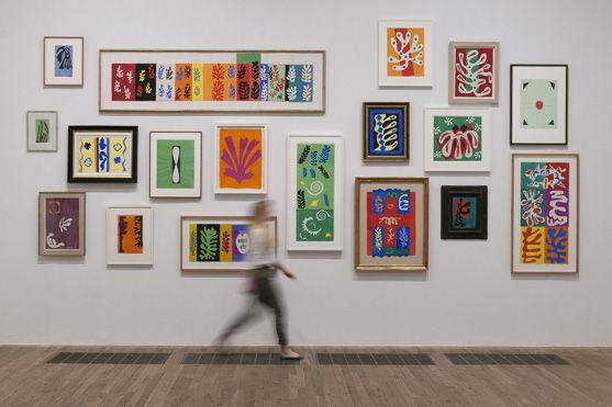 Tate Modern: Matisse Cut Outs