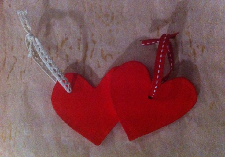 Love is everything | Handmade ornaments for Christmas tree  #crafts #Christmas #love #myhope