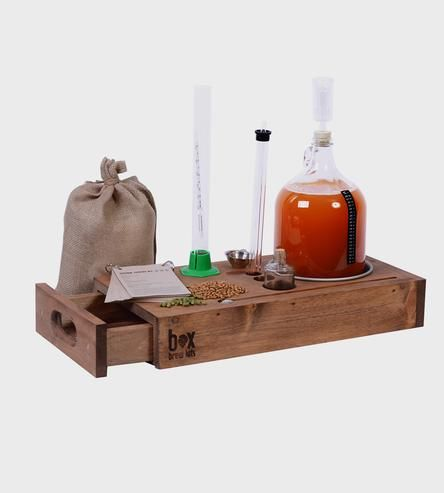 Microbrewer 1-Gallon Home-Brewing Kit  by Box Brew Kits on Scoutmob Shoppe