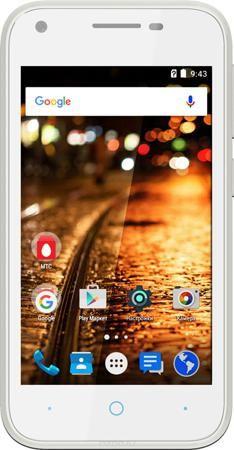 МТС Smart Start 3, White (только для SIM-карт МТС)  — 2659 руб. —  МТС Smart Start 3 отлично подойдет в качестве первого смартфона или аппарата для звонков и серфинга в интернете. Компактный корпус, позволяет ему поместиться в любой карман и удобно лежать в руке любого размера. Благоприятно на карман повлияет и низкая цена. Современная операционная система Android 5.1 Lollipop с фирменной оболочкой МТС Start, процессор Spreadtrum SC7731 и 512 Мб оперативной памяти, обеспечивают комфортную…