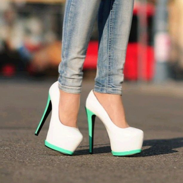 . I love these even though I don't really wear heels!