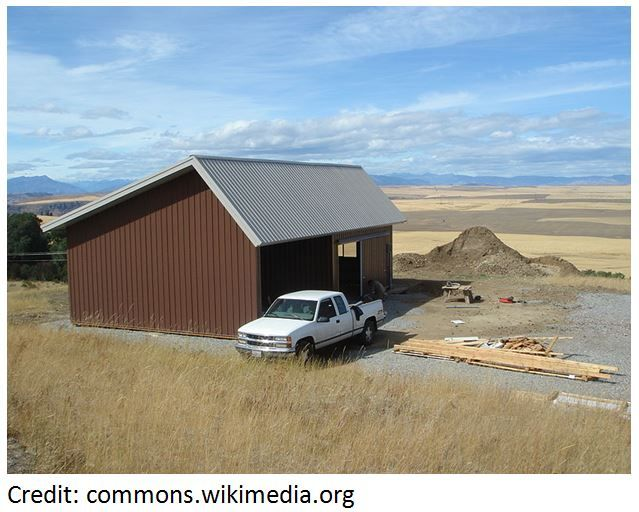 Best 25 pole barn insulation ideas on pinterest pole for Steel frame barns for sale