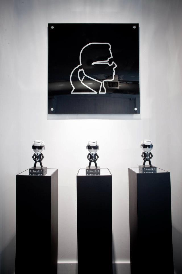 Karl Lagerfeld NYC Pop Up Shop