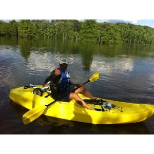 Cheap Fishing Kayak used for River and Ocean