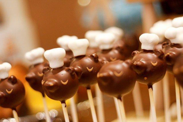 Liam's Junior Masterchef Themed Party – Dessert spread