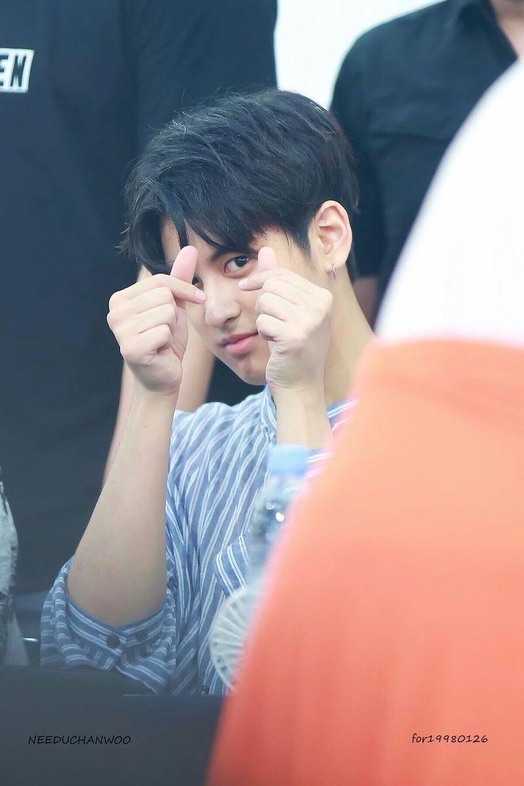 """"""""""" #iKON #Chanwoo"""