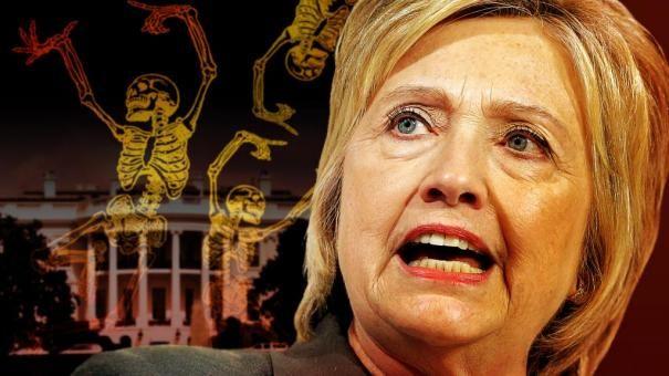 Clinton propuso matar a Assange con un dron.