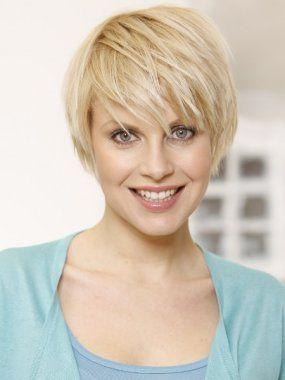 Tagli capelli corti 2014 biondi