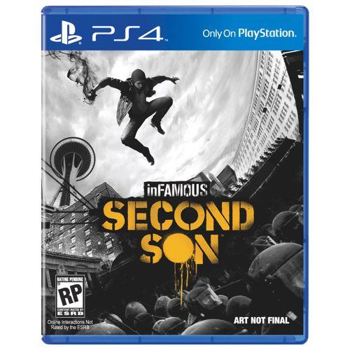 inFamous Second Son (PlayStation 4) #BBYSocialStudies
