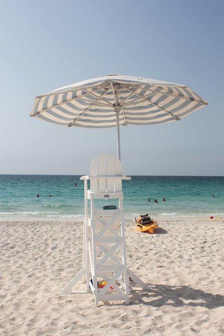 Beach on Saadiyat Island, Abu Dhabi