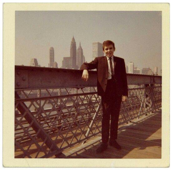 Davy Jones in NYC, pre-Monkees