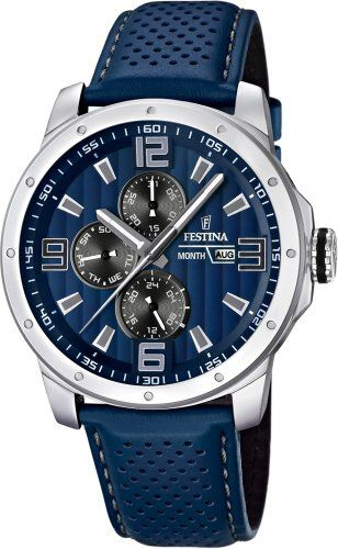 Festina Trend F16585/3 Wristwatch for Him Classic Design