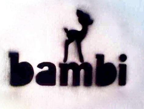 Bambis signatur