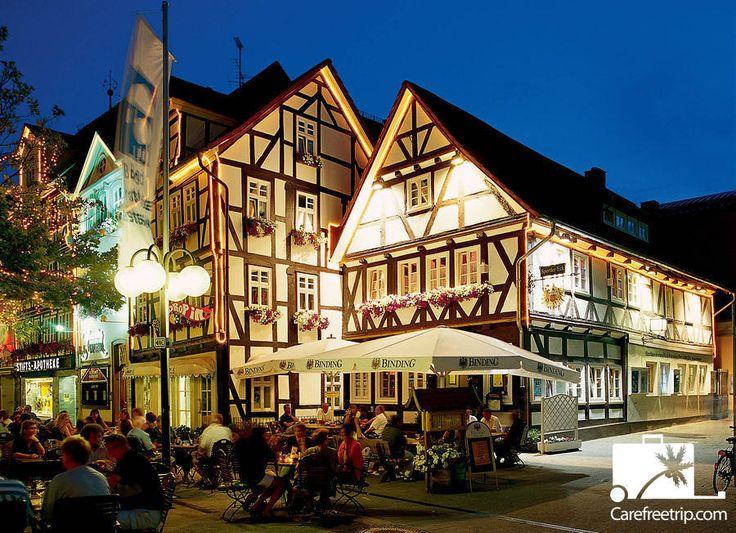 frankfurt bad hersfeld