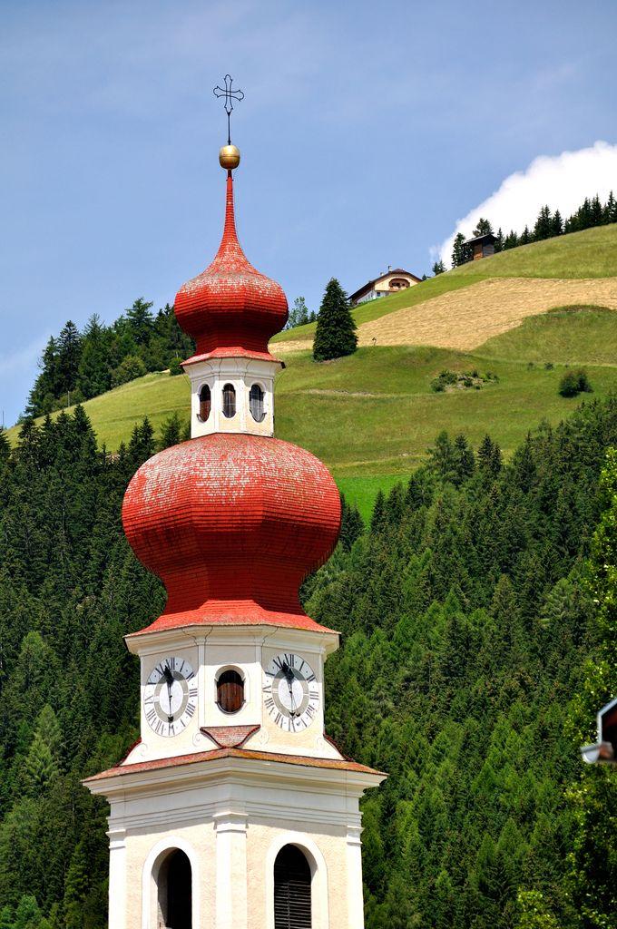 Niederdorf, Pustertal / Villa Bassa, Val Pusteria, South Tyrol, Italy