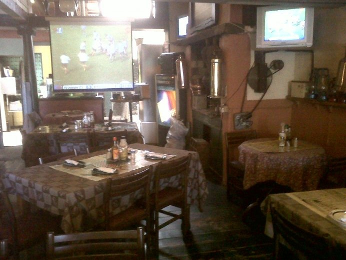 The Woodstock Pub & Grilll. #thumbsup