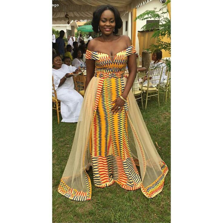 17 best images about afrochic on pinterest african for African dress styles for weddings