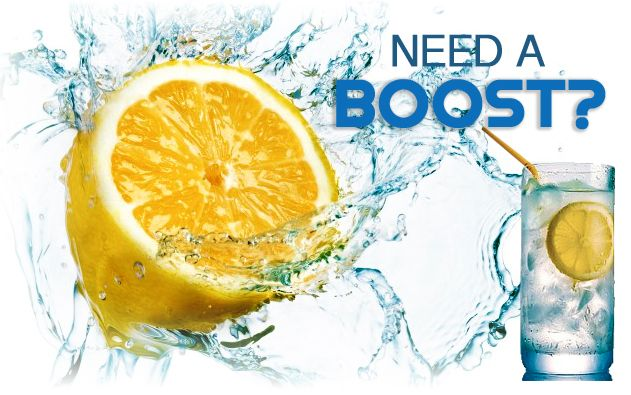 Boost Your Energy with Lemon Water http://DrJockers.com