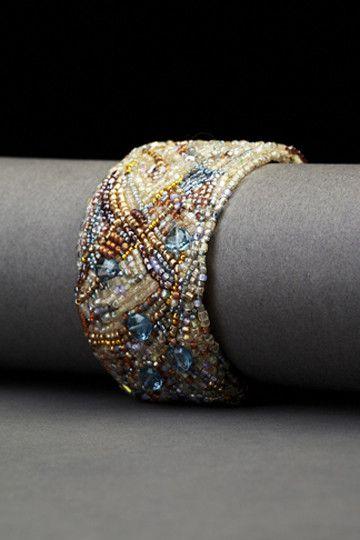 London Blue Couture Cuff