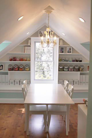 Gorgeous Craft Rooms