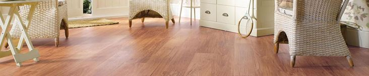 Vinyl Flooring Construction -  Vinyl is created for its durability, beauty and budget friendly prices. #vinyl