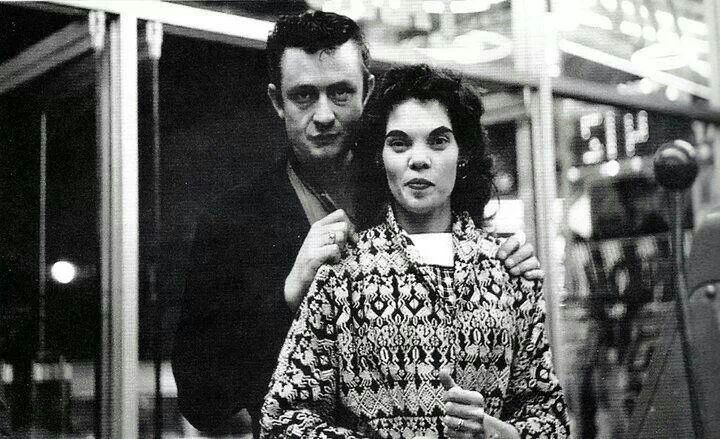 Johnny and Vivian (first wife)