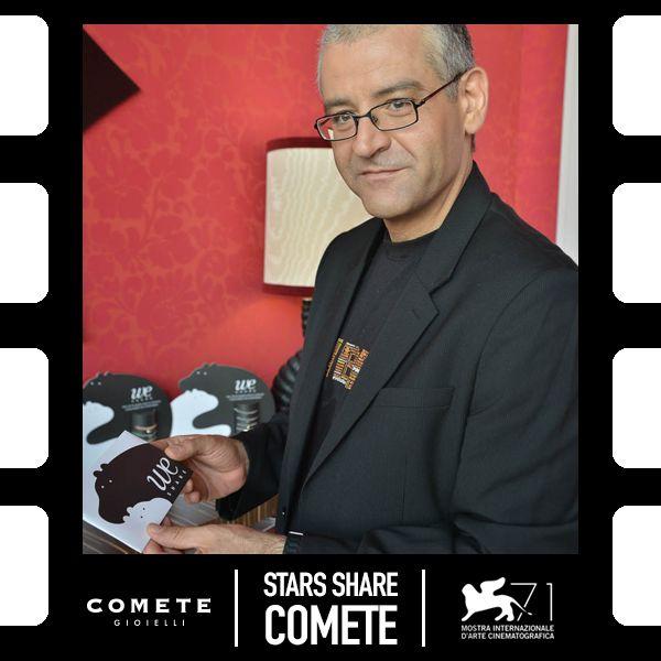 Fortunato Celino  #CometeGioielli #Venezia71