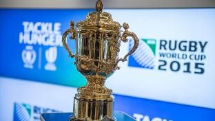 Rugby World Cup's Cup
